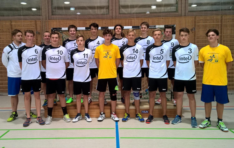 männliche B-Jugend für Bezirksoberliga qualifiziert