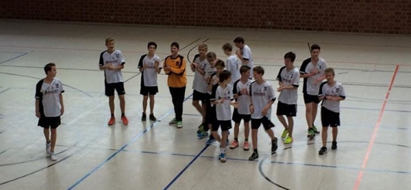 Landesliga Qualifikation | männliche B-Jugend – Es geht in die zweite Runde.