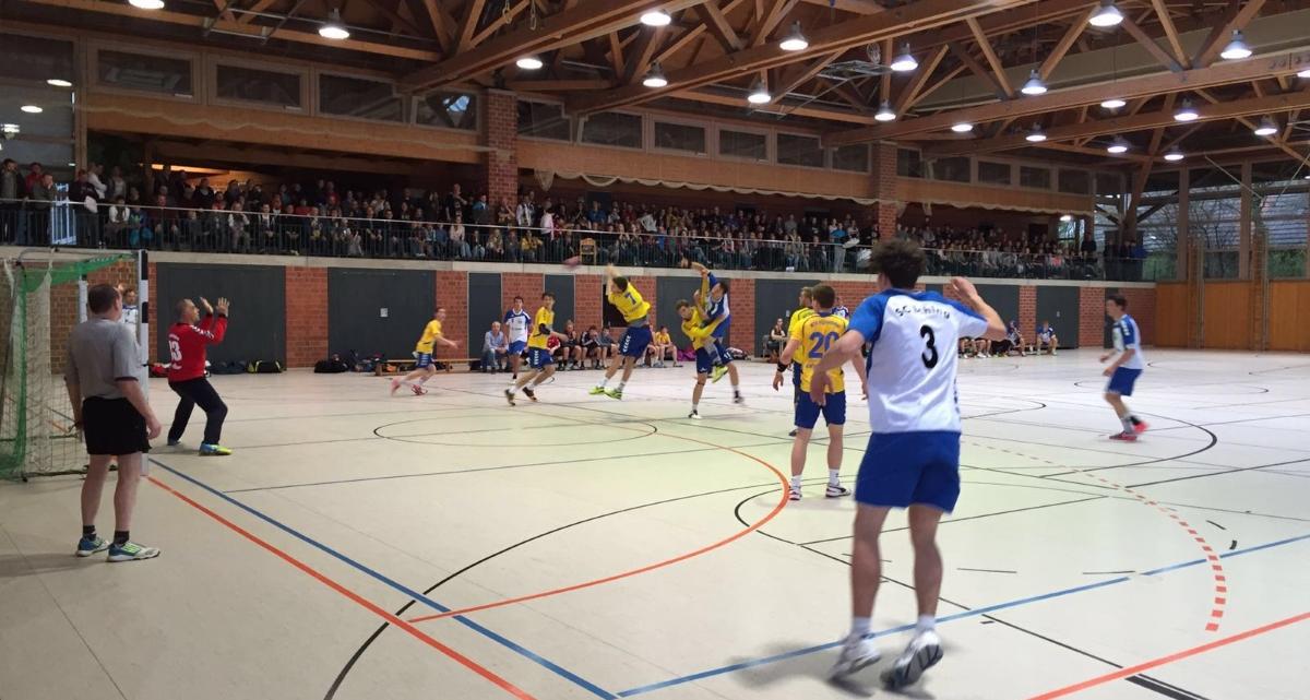 Der SC Eching gibt seine Aufstiegschancen an die HSG Glonntal ab