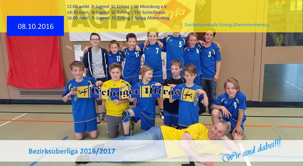 Heimspielpremiere für unsere Jugendmannschaften!
