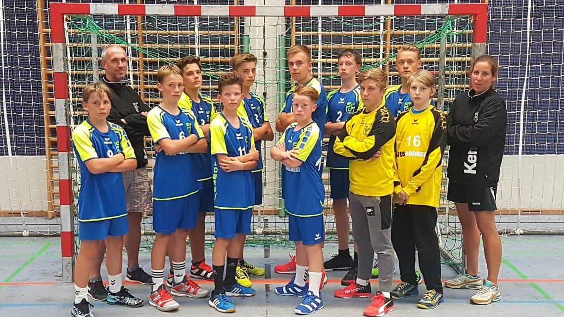 Männliche C-Jugend vor Heimdebüt in der Landesliga!